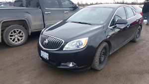 2013 Buick Verano 52000 kms . Excellent condition ,Loaded $19000