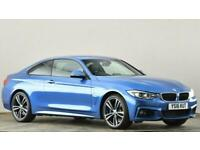 2016 BMW 4 Series 435d xDrive M Sport 2dr Auto [Professional Media] Coupe diesel