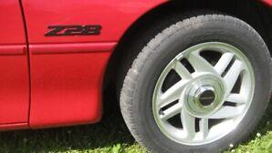 1995 Camaro z28 convertible