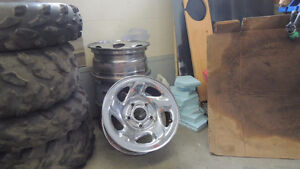 NEW PRICE!!!  Rims and Tires