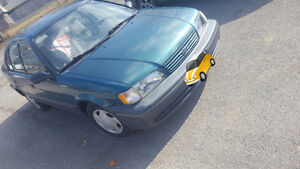 1999 Toyota Tercel Other
