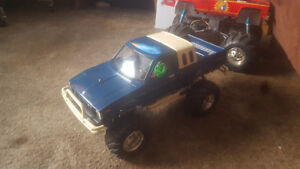 wanted vintage rc cars and trucks