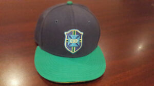 FIFA Brazil Green Snapback (Limited Edition)