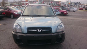 2005 Hyundai Tucson SUV, Crossover