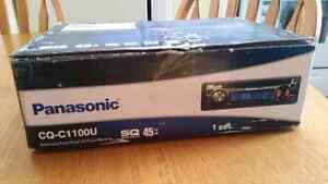 Panasonic CD player BNIB Cambridge Kitchener Area image 1