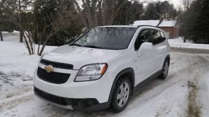 2012 Chevrolet Orlando 1LT Berline - excellente condition