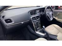 2012 Volvo V40 T4 SE Nav With Satellite Navig Manual Petrol Hatchback