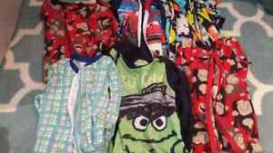 18 month boy's pjs