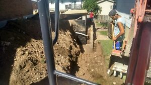 MIGHTY MOE EXCAVATING - LANDSCAPE SPECIALISTS~WE CAN DIG IT Cambridge Kitchener Area image 8