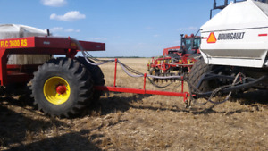 Bourgault 5710 drill.
