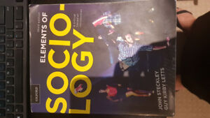 Elements of Sociology - Third Edition