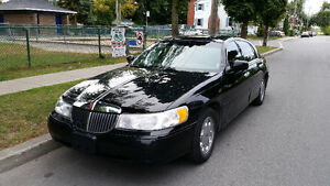 2000 Lincoln Town Car Signature Series