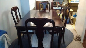 Moving Sale-Take A Look -Furniture Chairs TV Stand Fireplace etc