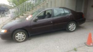 1998 Nissan Altima GXE Other