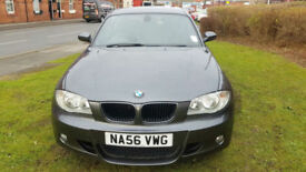 BMW 120 2.0TD 2006 d M Sport PX Swap Anything considered