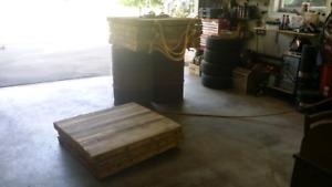 Outrigger pads/crane mats