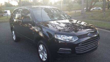 2011 FORD TERRITORY TX .2.7 DIESEL (AWD 6SPD SPORT AUTOMATIC) Rochedale South Brisbane South East Preview