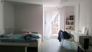 Studio in the city centre for sublet
