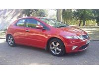 Honda Civic 1.4 i VTEC Si, 2010, Very Low Mileage Car, 2 Owners