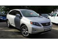 2009 Lexus RX 450h 3.5 SE-I 5dr CVT Automatic Electric Estate