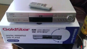 BEST PRICE: GoldStar DVD Player - DV4221NC
