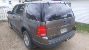 Selling 03 Ford Explorer