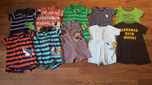 Carters 24 Month Rompers