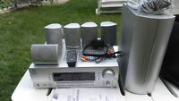 jvc amplifier receiver with remote control or best offer