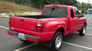ford ranger still on the road trade for a  bike or sled/