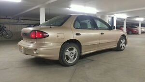 Pontiac Sunfire en excellente condition!