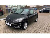 2019 Ford KA+ ZETEC 1.2 85ps Manual Hatchback Petrol Manual