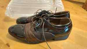 Never used Men's dress shoes Peterborough Peterborough Area image 1