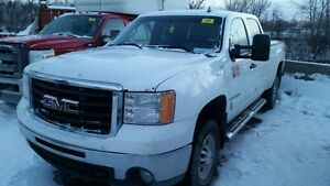 2008 GMC Sierra 2500 2500HD-4X4-Z71-6' BOX-CREW CAB
