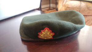 Canadian Military Historical Collectible Items - Hamilton Army