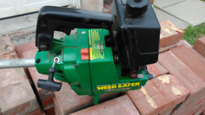 Weed eater needs tuming will not start