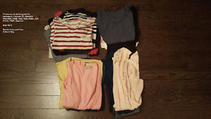 Lot of 21-Pieces of XS-S Women's Clothing
