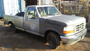 JUNKING/PARTING OUT 1995 FORD F-150 * CALLS ONLY*!