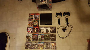 320 GB ps3 *great condition*