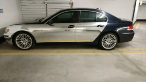 Bmw 750i PRICED TO SELL ASAP