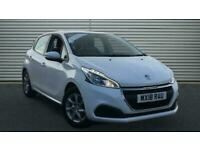 2018 Peugeot 208 1.2 PureTech Active 5dr Hatchback Petrol Manual