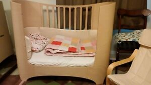 Leander Crib to Junior Bed