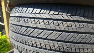 2-205 55r 16 Bridgestone ecopia 7/32 (50%) tread depth