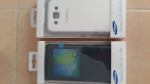 2 Samsung A5 cases. Unopened