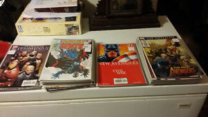Large Collection of The New Avengers SuperHero Comic Books !! London Ontario image 1