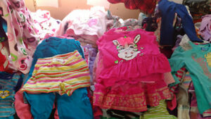 Baby girl 12-24 month clothes/2T