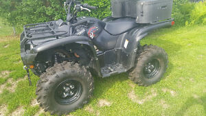 MINT 2010 YAMAHA GRIZZLEY 700 FI 4X4 EPS