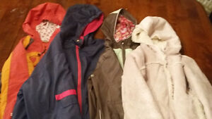 Girls Fall Jackets