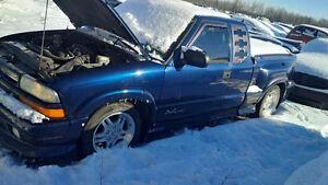 2002 Chevrolet S-10 XTREME Camionnette