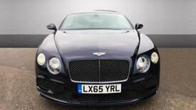 2015 Bentley Continental GT 6.0 W12 (635) Speed 2dr Automatic Petrol Coupe