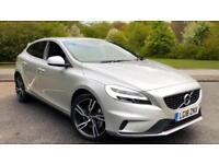2018 Volvo V40 D3 R-Design Pro Auto W. Revers Automatic Diesel Hatchback